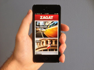Google's Zagat for iPhone app lands in place of Google+ Local app