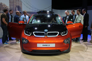 bmw i3 pictures and hands on the premium electric megacity car image 17