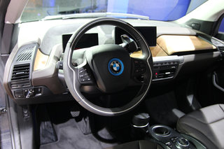 bmw i3 pictures and hands on the premium electric megacity car image 27