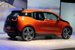 bmw i3 pictures and hands on the premium electric megacity car image 6