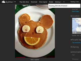 Microsoft updates SkyDrive.com with support for GIFs, high DPI and better sharing