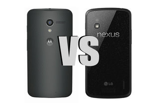 Moto X vs Nexus 4: What's the difference?