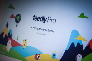 Feedly Pro arrives for subscribers, search and security added for a fee
