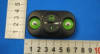 Adidas miCoach X_Cell passes through FCC, details and photos emerge