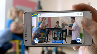 ikea will use ar within its app to help customers find the perfect furniture fit image 2