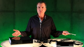 Xbox One unboxed by Major Nelson, giving us a look at the final design
