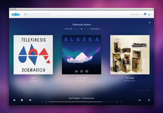 rdio launches personalised radio stations that remind us of pandora image 2