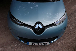 renault zoe pictures and hands on image 3