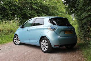 renault zoe pictures and hands on image 4