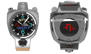 hyetis crossbow smartwatch features a 41mp camera with carl zeiss optics for 1 200 image 2