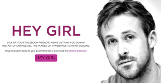 Website of the day: Hey Girl