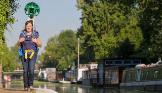 Google Street View coming to UK's canals and rivers