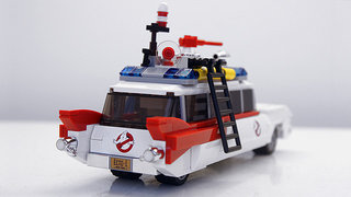 Who you gonna call? Lego Ghostbusters could become a reality