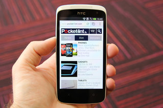 HTC Desire 500 pictures and hands-on: Sense 5.0 on the cheap