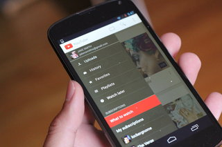 youtube for android v5 0 rolls out with card style ui video multitasking and more image 3