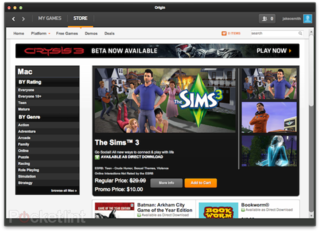 EA brings full game refunds to Origin games store for EA titles only