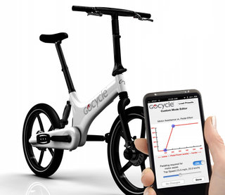 GoCycle Connect app lets you set speed, power and check battery from your mobile