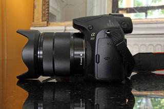 sony a3000 hands on cheap body nex lenses image 3