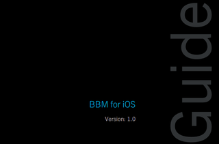 bbm for android and ios user guides leak ahead of release image 2