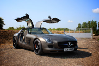 mercedes benz sls amg gt coupe pictures and hands on image 2