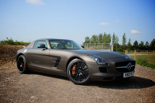 mercedes benz sls amg gt coupe pictures and hands on image 3