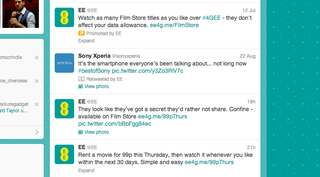 Sony Xperia Z1 coming to EE, retweet suggests