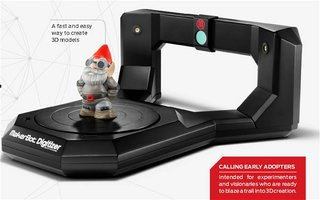 makerbot digitizer goes on sale 3d scan objects to share virtually image 2