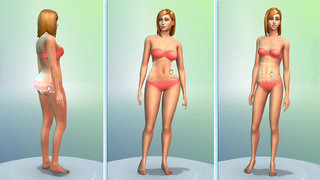the sims 4 preview hands on with character creation eyes on with build features and gameplay image 7