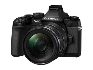 Olympus OM-D E-M1: The 'mirrorless E-7' removes low-pass filter, intros new sensor with dual autofocus