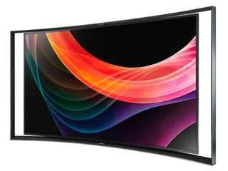 Samsung 55-inch S9C curved OLED TV on sale in the UK from 5 September