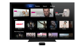 Apple TV gets news apps: Vevo music videos, Disney Channel and more