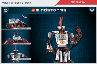 Lego Mindstorms EV3  set to launch on 1 September - social community, three mobile apps already live