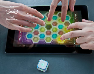 Dice+ bluetooth gaming dice now available for iPad and Android devices