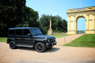 Hands-on: Mercedes G63 AMG review