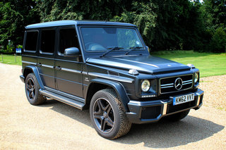 hands on mercedes g63 amg review image 2