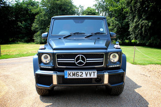 hands on mercedes g63 amg review image 3