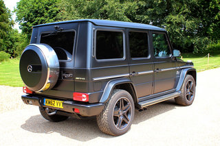 hands on mercedes g63 amg review image 5