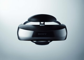 Sony HMZ-T3W Head Mounted Display brings 750-inch screen and 7.1 surround sound to your face wirelessly