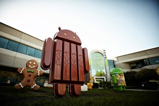 kitkat is the next version of android says google and nestle image 3