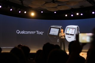 Qualcomm Toq: Mirasol wireless charging smartwatch takes on Samsung and Sony