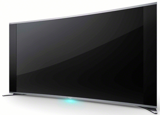 Sony announces October availability for the world's first 65-inch curved LED TV