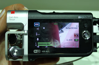 sony caters to the budding musician hdr mv1 music video recorder announced image 5