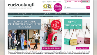 Website of the day: Cuckooland