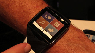 Qualcomm Toq hands-on video