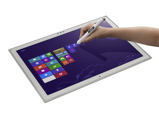 Panasonic Toughpad 4K tablet wows at IFA, but 20-incher just for professionals