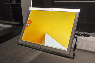 Panasonic Toughpad 4K UT-MB5 tablet hands-on: 20-inch pro-spec slate shows off 4K potential