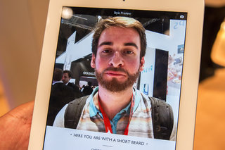 beard vision philips grooming guide app gives us computer generated facial hair and a bit of a laugh  image 4