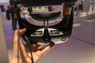 sony hmz t3w head mounted display hands on wearable tech takes a turn towards madness image 3