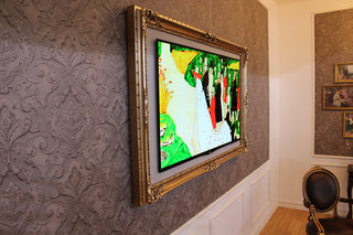 lg 55 inch gallery oled tv eyes on in the classy corner of ifa image 3