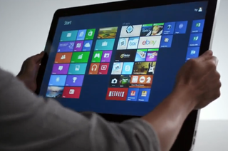 hp s envy recline is a 23 or 27 inch aio pc that lies down like a tablet image 5